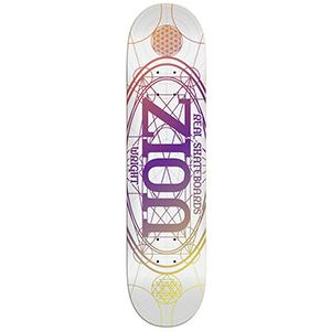 Real Zion Pro Oval Skateboard Deck 8.38