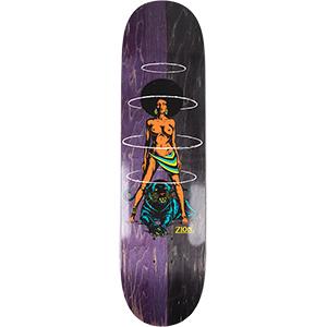 Real Zion Queen Skateboard Deck 8.06