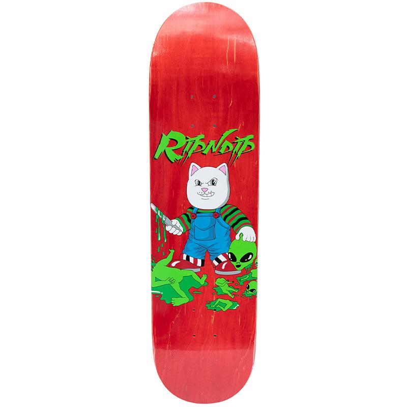 RIPNDIP Childs Play Skateboard Deck 8.25