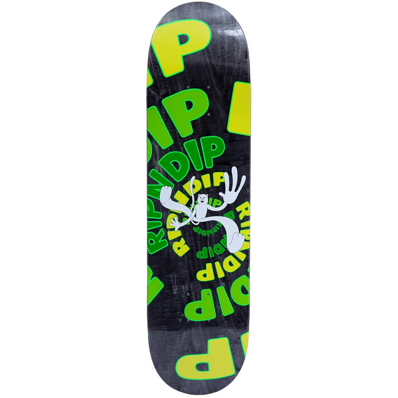 RIPNDIP Descendent Skateboard Deck 8.0