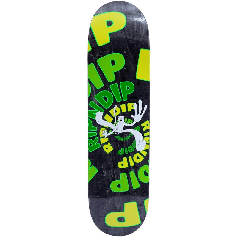 RIPNDIP Descendent Skateboard Deck 8.25