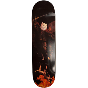 RIPNDIP Hell Pit Skateboard Deck 8.25