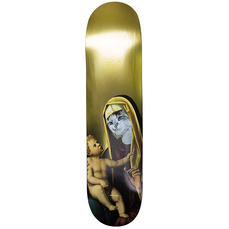 RIPNDIP Madonna Skateboard Deck 8.0