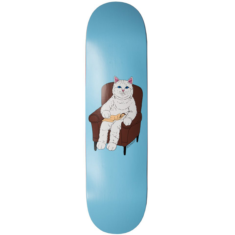 RIPNDIP Nap Time Skateboard Deck 8.25