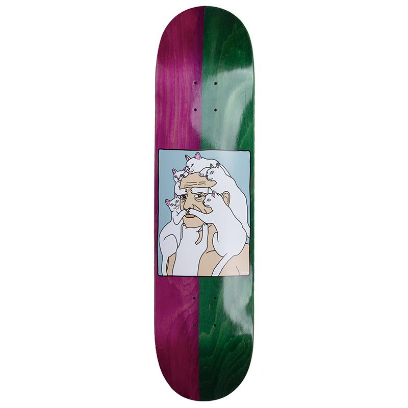 RIPNDIP Nerm Beard Skateboard Deck 8.0