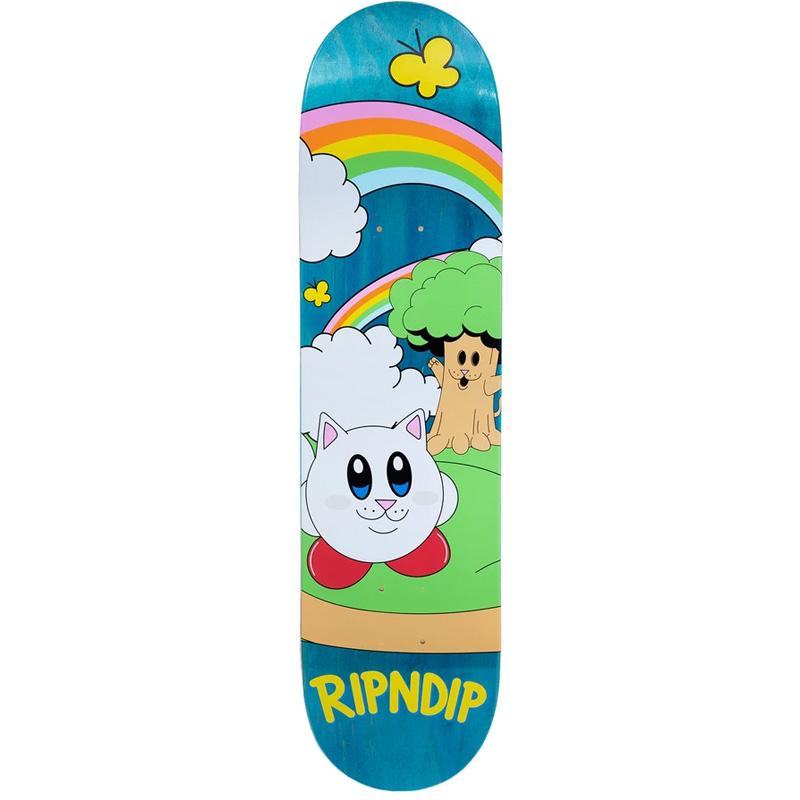 RIPNDIP Nermby Skateboard Deck 8.25