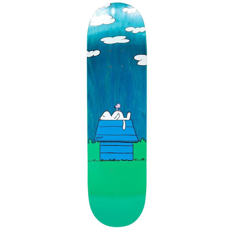 RIPNDIP Not Today Skateboard Deck 8.25