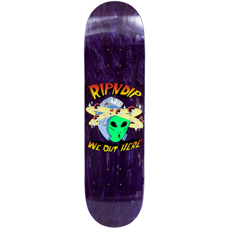 RIPNDIP Out Of This World Skateboard Deck 8.0