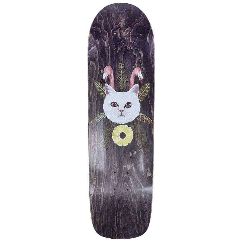 RIPNDIP Pineapple Skateboard Deck 8.25