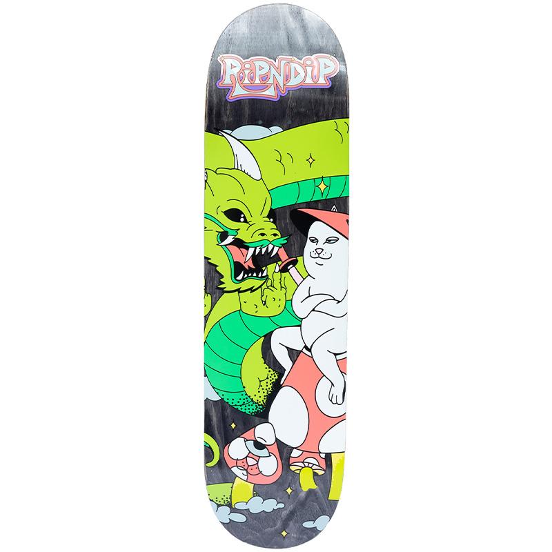 RIPNDIP Sensai Skateboard Deck 8.25