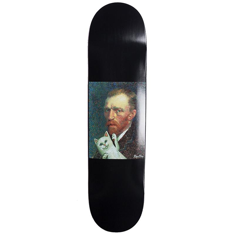 RIPNDIP Van Nermal Skateboard Deck 8.25