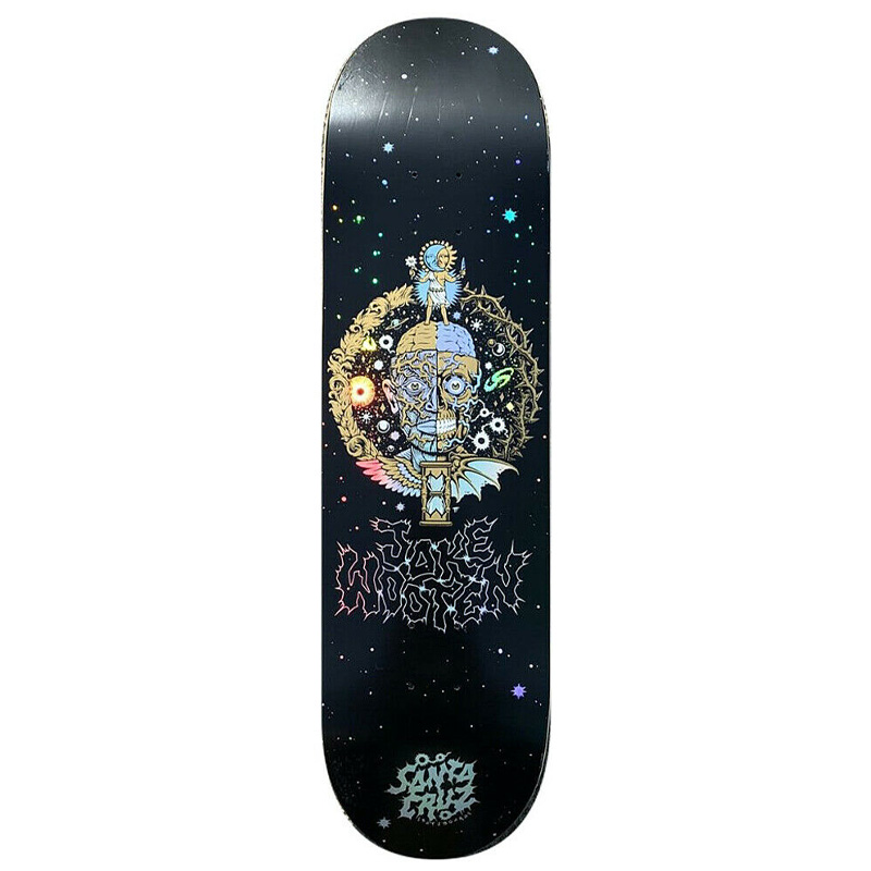 Santa Cruz Surprise New Pro TBA Skateboard Deck 8.5