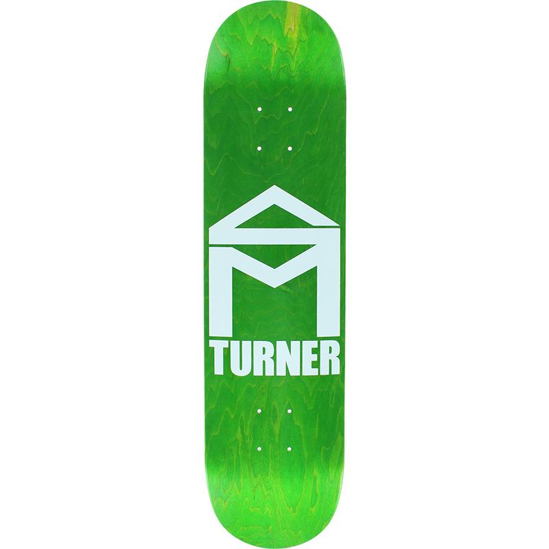 Sk8Mafia Brandon Turner House Stains Skateboard Deck 7.75