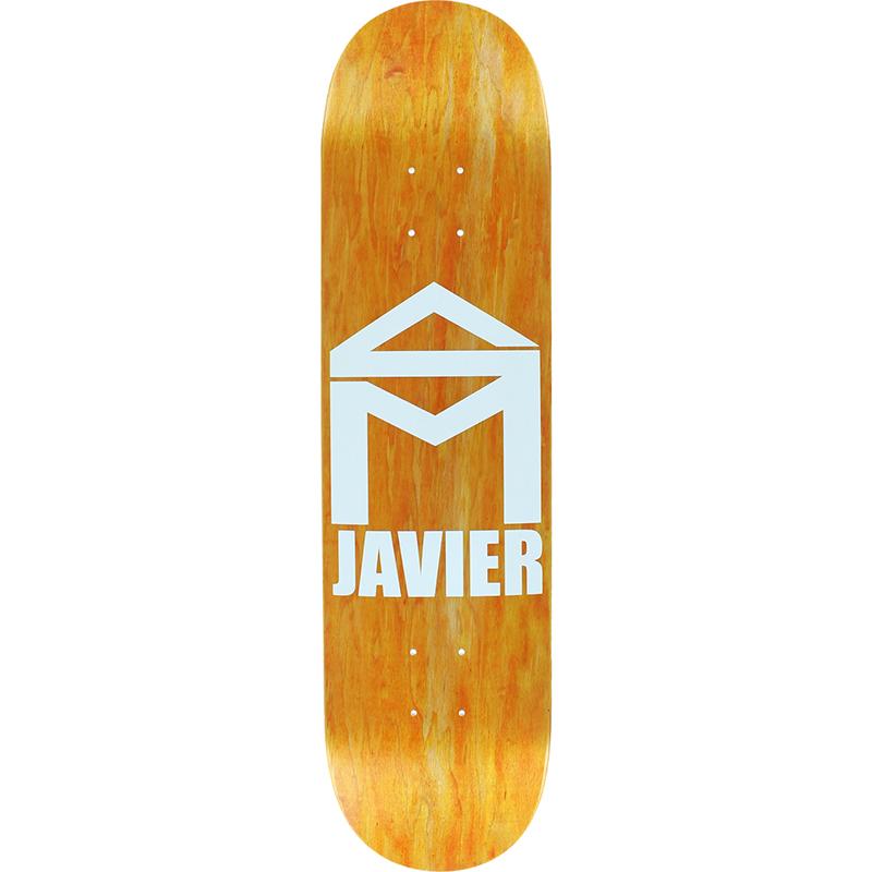 Sk8Mafia Javier Sarmiento House Stains Skateboard Deck 7.8