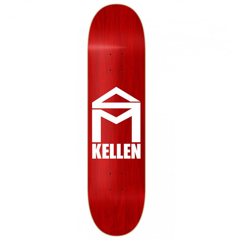 Sk8Mafia Kellen James House Stains Skateboard Deck 8.0