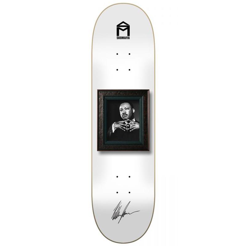Sk8Mafia Kellen James Wall Bangers Skateboard Deck 8.0