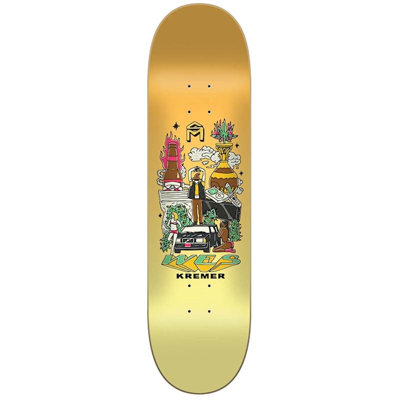 Sk8mafia Kremer Style Skateboard Deck 8.0