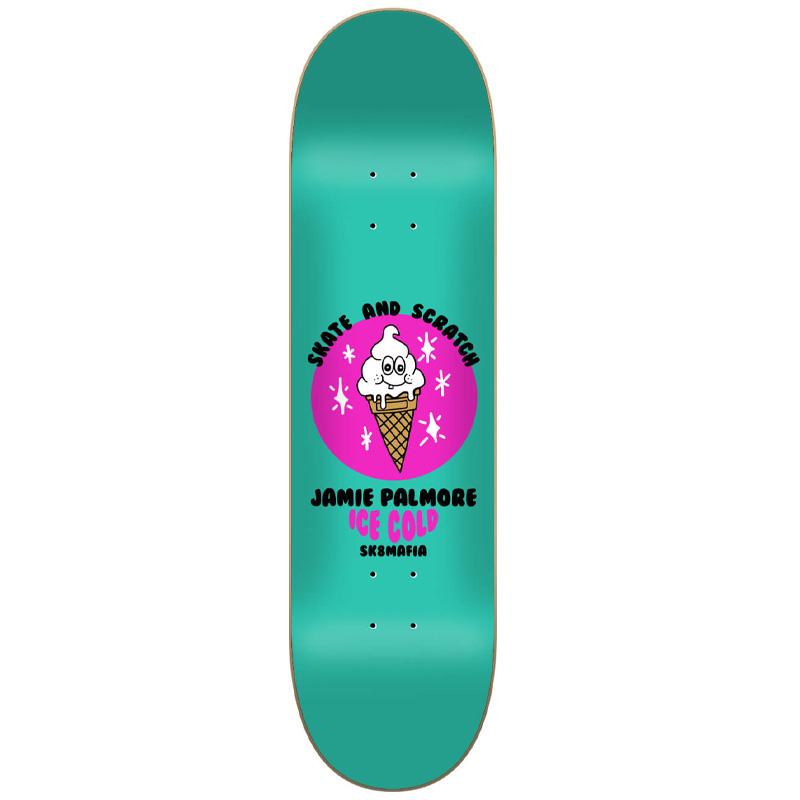 Sk8mafia Palmore Skate and Scratch Skateboard Deck 8.3