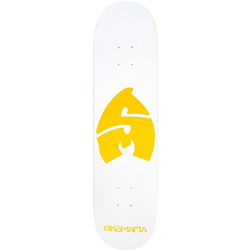 Sk8Mafia Shaolin4eva Skateboard Deck 8.25