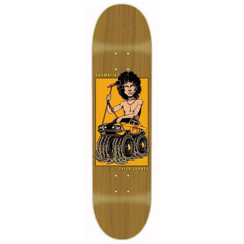 2622286de7fd Sk8mafia Tyler Surrey Legends II Skateb 8.1 - Skatestore.com
