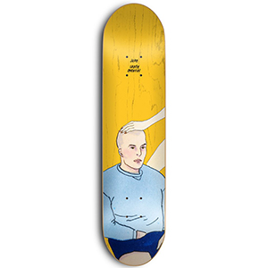 Skate Mental Anderson Nevedova Skateboard Deck 8.125