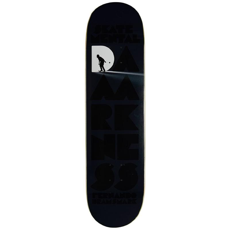 Skate Mental Daarkness Skateboard Deck 8.25