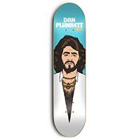 Skate Mental Dan Plunkett Dan Gibb Skateboard Deck 8.5