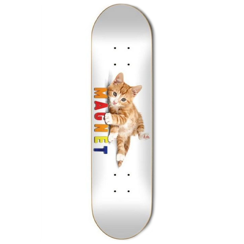 Skate Mental Pussy Magnet Skateboard Deck 8.25