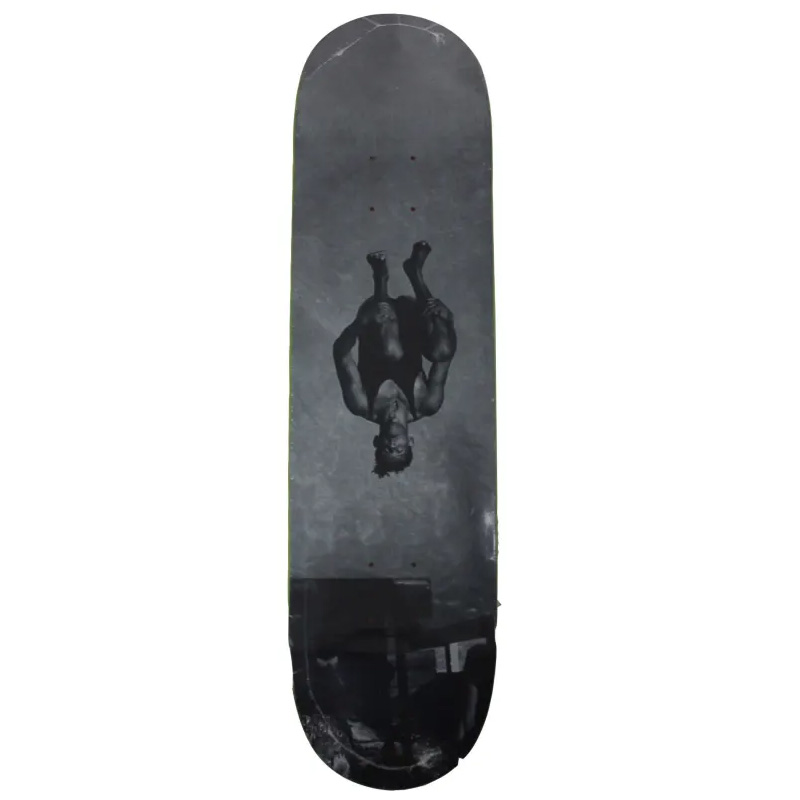 Skate Mental Tom K. Two Minutes Forty-Six Seconds Skateboard Deck 8.125