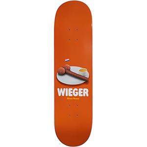 Skate Mental Wieger Bitter Balls Skateboard Deck 7.785