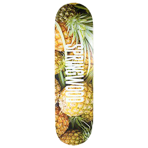 Springwood Pineapples  Skateboard Deck 8.0