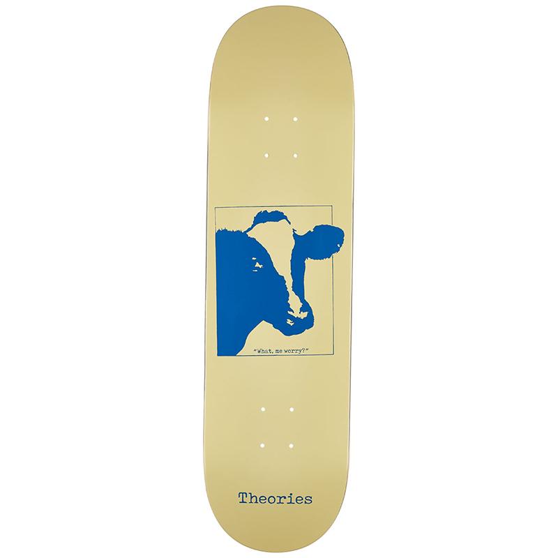 Theories Abduction Skateboard Deck 8.0