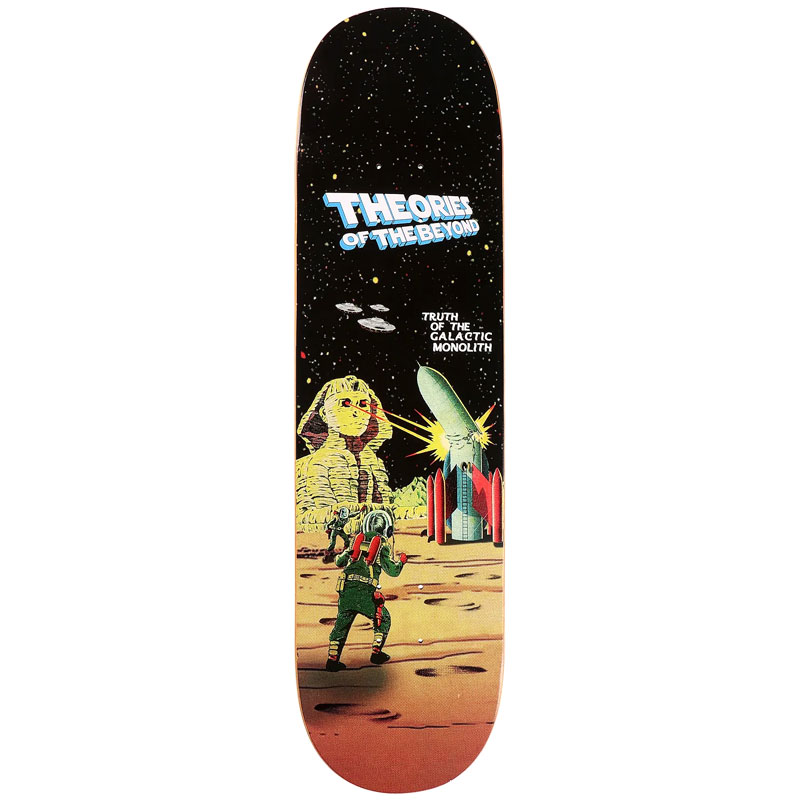 Theories Beyond Skateboard Deck 8.25