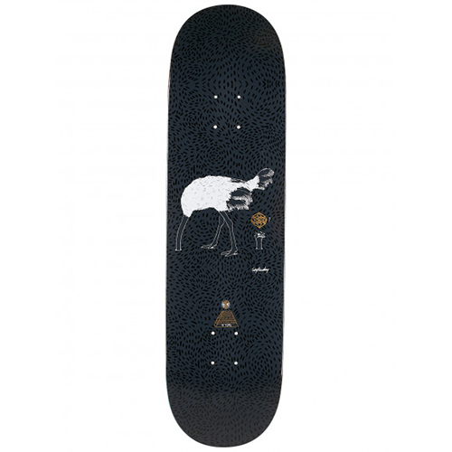 Theories Ostrich Effect Skateboard Deck 8.25