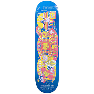 Theories Screen Memory Skateboard Deck 8.25