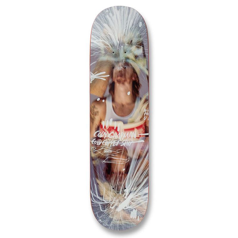 UMA Landsleds Cody Taped Up Skateboard Deck 8125