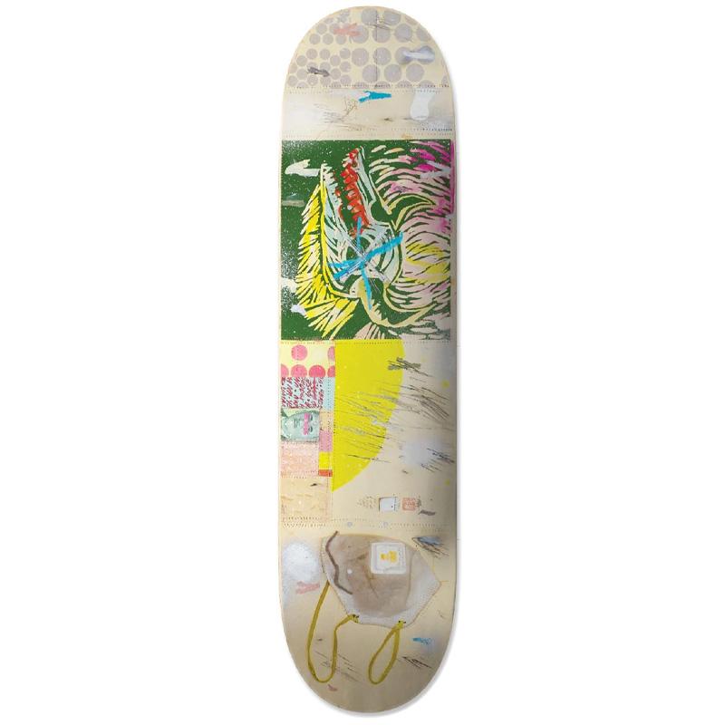 UMA Landsleds Bovo Covo Skateboard Deck 8.25