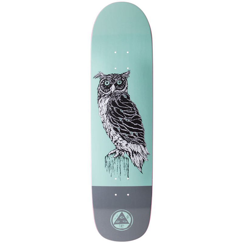 Welcome Black Beak Deck On Son of Planchette Teal/Grey 8.38
