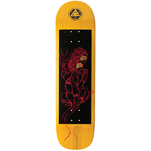 Welcome Komodo Queen On Big Bunyip Skateboard Deck Assorted Colors 8.5