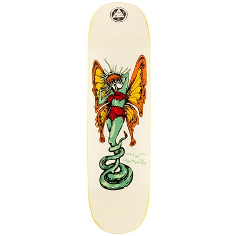 Welcome Venus Ryan Townley On Enenra Skateboard Deck Bone 8.5