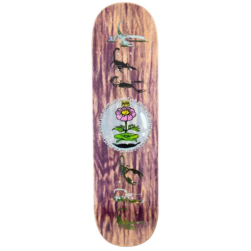 WKND Alex Schmidt Scorpo King Skateboard Deck 8.5