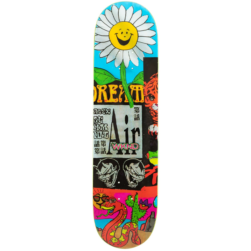 WKND Alex Schmidt Sympathy Dropout Skateboard Deck 8.25VA