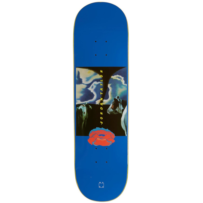 WKND All Cows Go To Heaven Jordan Taylor Skateboard Deck 8.6