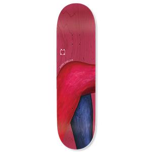 WKND Butt Alexis Skateboard Deck 8.18