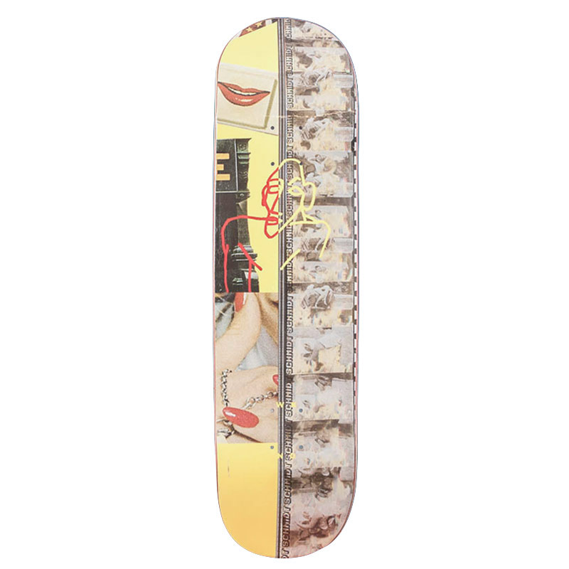 WKND Death Dance Alex Schmidt Skateboard Deck 8.25