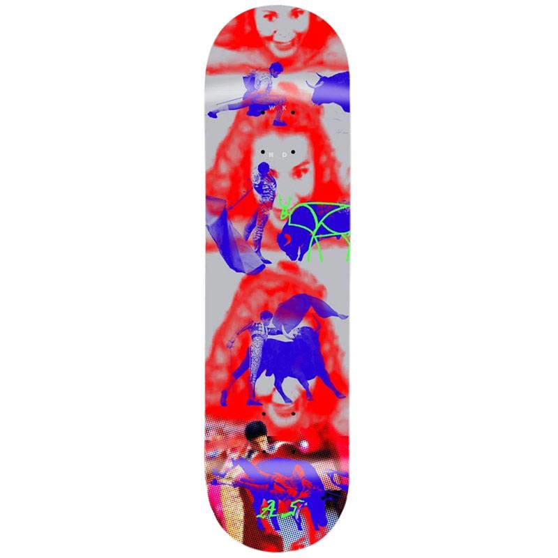 WKND Death Dance Alexis Sablone Skateboard Deck 8.38