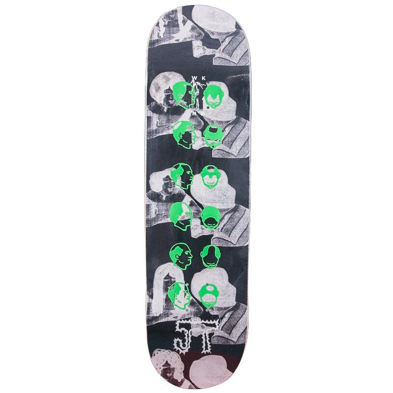 WKND Death Dance Jordan Taylor Skateboard Deck 8.18