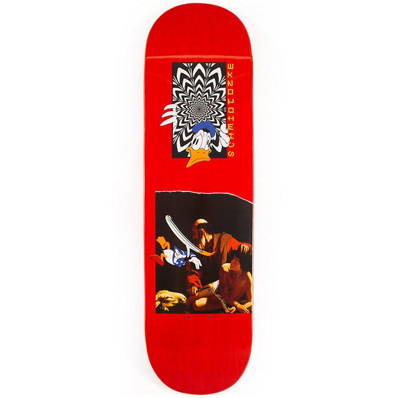 WKND Earth To Alex Schmidt Skateboard Deck 8.18
