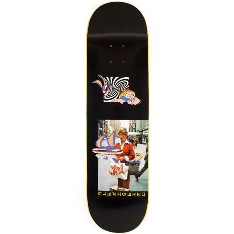WKND Earth To Alexis Sablone Skateboard Deck 8.3