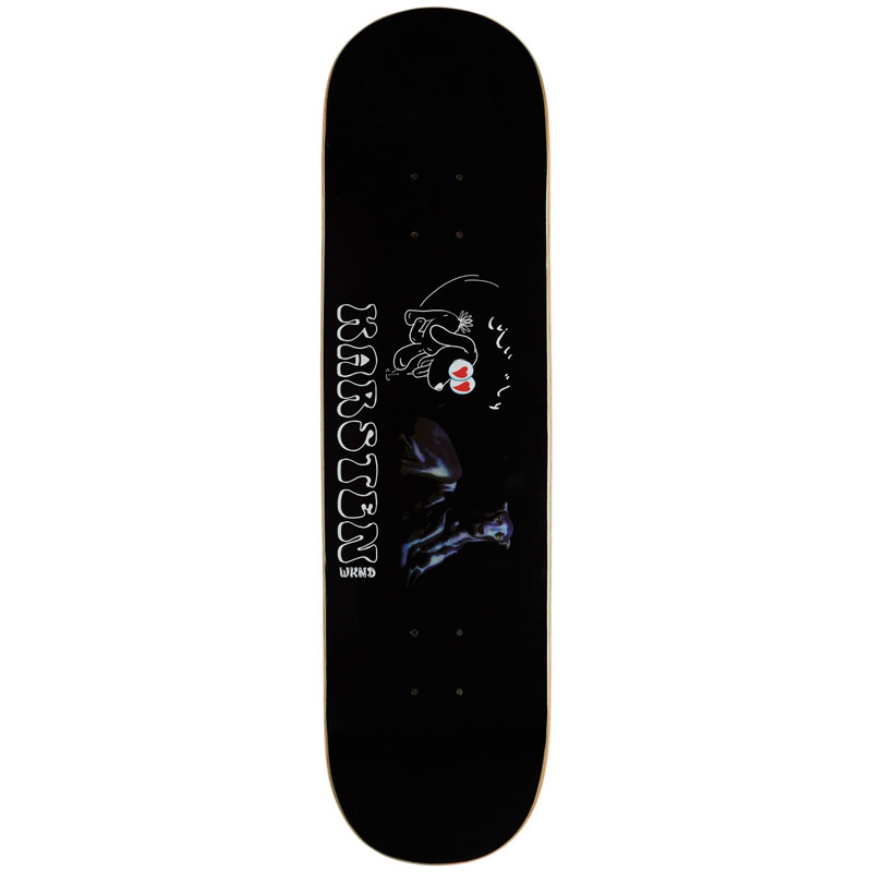 WKND Heart Eyes Skateboard Deck 8.25